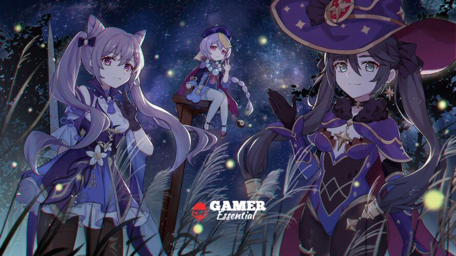 Genshin Impact Game Banner