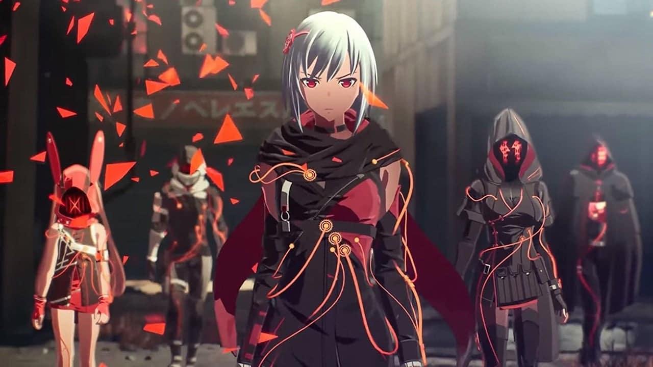 scarlet nexus video game news