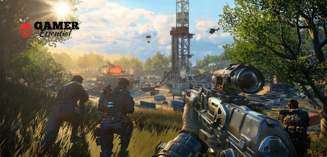 New Gun games